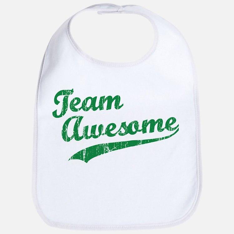 Team Awesome Bib
