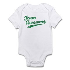 Team Awesome Infant Creeper