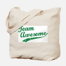 Team Awesome Tote Bag