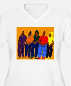 Unique African american art T-Shirt
