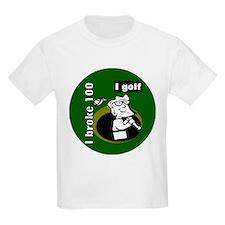 I Golf Kids T-Shirt
