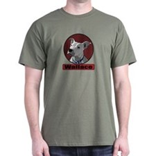 Wallace pit bull united T-Shirt