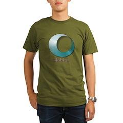 Moebius Organic Men's T-Shirt (dark)