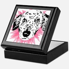 Cute Dog cookie Keepsake Box