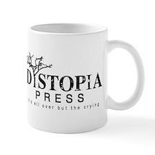 DP name logo slogan Mugs