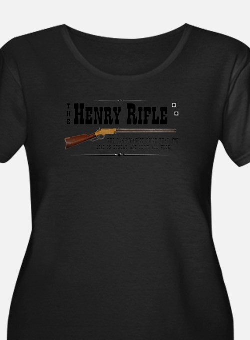 Henry Rifle Plus Size T-Shirt
