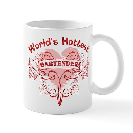 World's Hottest Bartender Mug