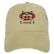 Clancy Coat of Arms Baseball Cap