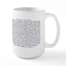 The Visit of the Magi Mug (large)