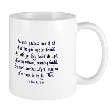 Wise Men Still Seek Him Mug