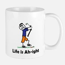life is...golf Mug