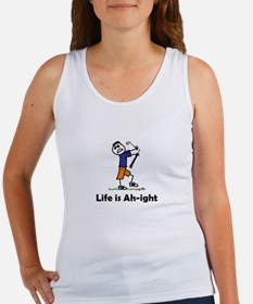 life is...golf Women's Tank Top