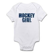 Hockey Girl Infant Creeper