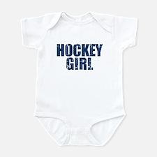 Hockey Girl Infant Creeper