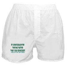 My Granddaughter Boxer Shorts