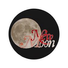 """Twilight New Moon 3.5"""" Button"""