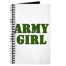 Army Girl Journal