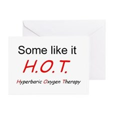 Some like it HOT Greeting Cards (Pk of 10)