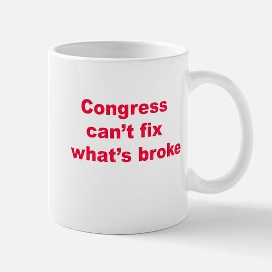 congress pathetic Mug