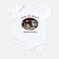 Pomeranian Infant Bodysuit