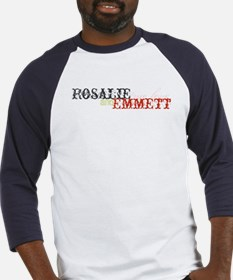 Rosalie and Emmett Baseball Jersey