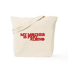 Part Albino Twilight Tote Bag
