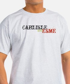 Carlisle and Esme T-Shirt