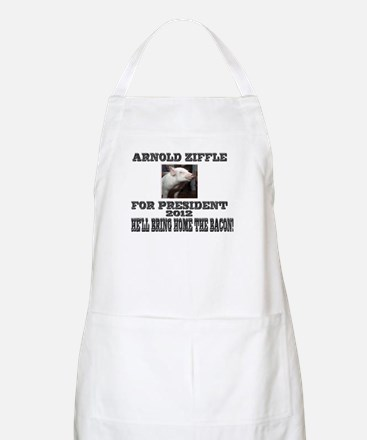 Arnold Ziffle for president 2 BBQ Apron