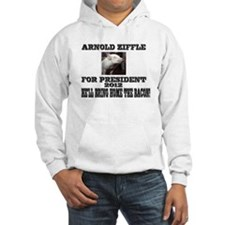 Arnold Ziffle for president 2 Hoodie