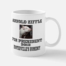 Arnold Ziffle for president 2 Mug