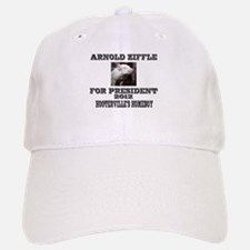 Arnold Ziffle for president 2 Cap