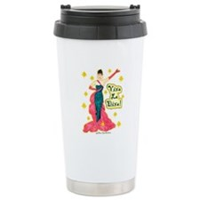 Diva - Ceramic Travel Mug