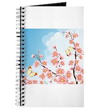Cherry Blossom Sakura Journal