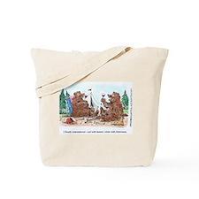 WineToons Tote Bag