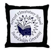 Magic is Knowledge Throw Pillow