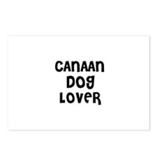 CANAAN DOG LOVER Postcards (Package of 8)