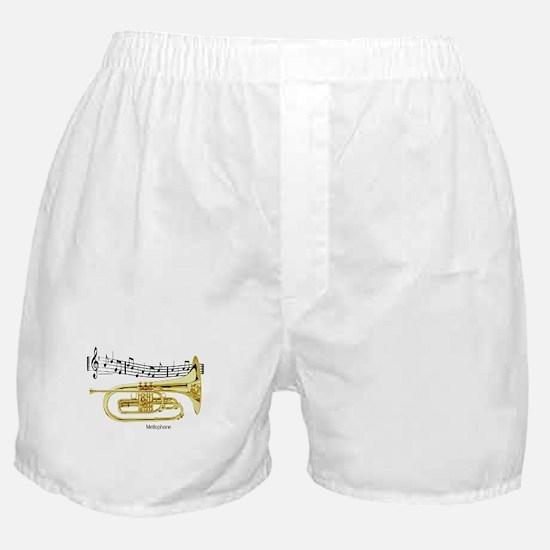 Mellophone Music Boxer Shorts