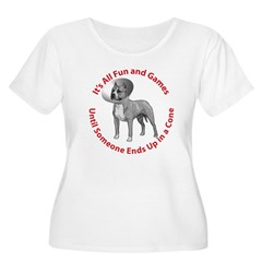 Pit Bull Cone T-Shirt