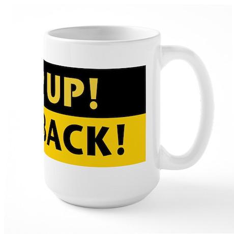 COS Step Up Step Back Mugs