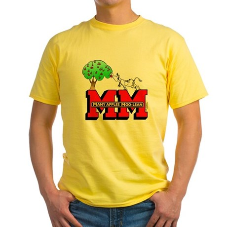 Minneapolis Moline Yellow T-Shirt