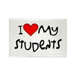 My Students: Rectangle Magnet (10 pack)