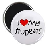 """My Students: 2.25"""" Magnet (10 pack)"""