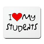 My Students: Mousepad