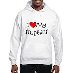 My Students: Hooded Sweatshirt