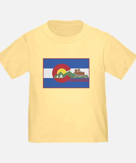 Colorado Flag T