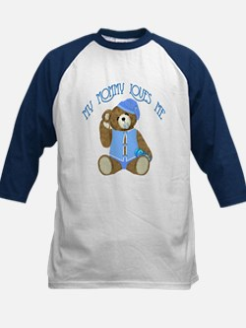 Baby Boy TeddyBear Tee