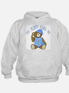 Baby Boy TeddyBear Hoodie