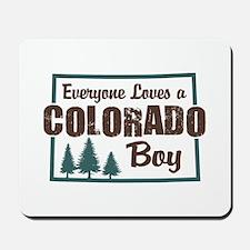 Colorado Boy Mousepad