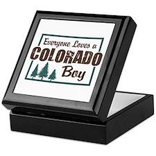 Colorado Boy Keepsake Box