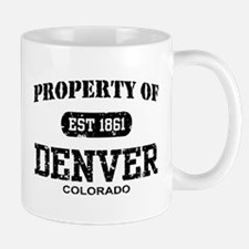 Property of Denver Mug